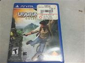 SONY Sony PS VITA Game PSVITA UNCHARTED GOLDEN ABYSS